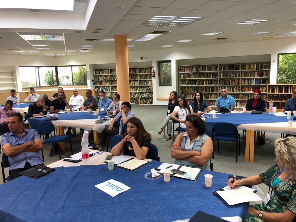 بيئة العمل متعددة الثقافات .. يوم دراسي في جفعات حبيبه لبحث التحديات والأدوات-1