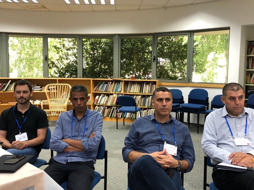 بيئة العمل متعددة الثقافات .. يوم دراسي في جفعات حبيبه لبحث التحديات والأدوات-7