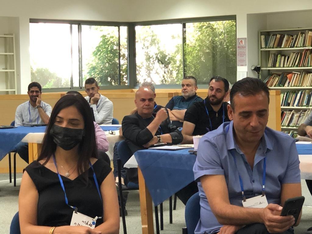 بيئة العمل متعددة الثقافات .. يوم دراسي في جفعات حبيبه لبحث التحديات والأدوات-10