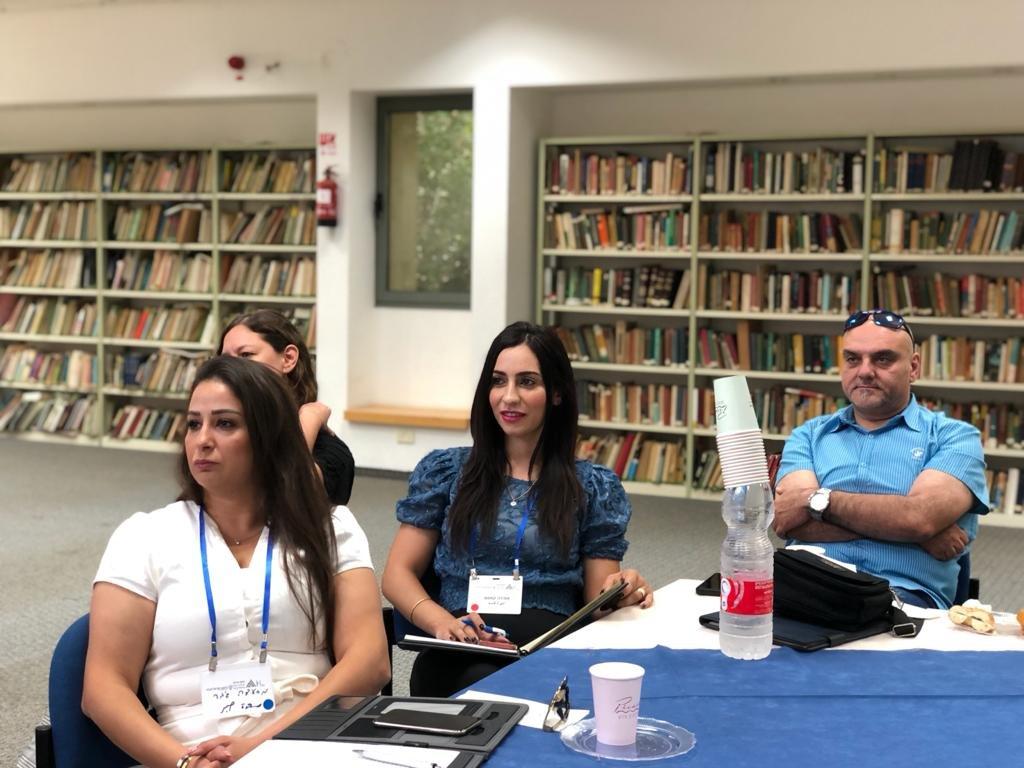 بيئة العمل متعددة الثقافات .. يوم دراسي في جفعات حبيبه لبحث التحديات والأدوات-11