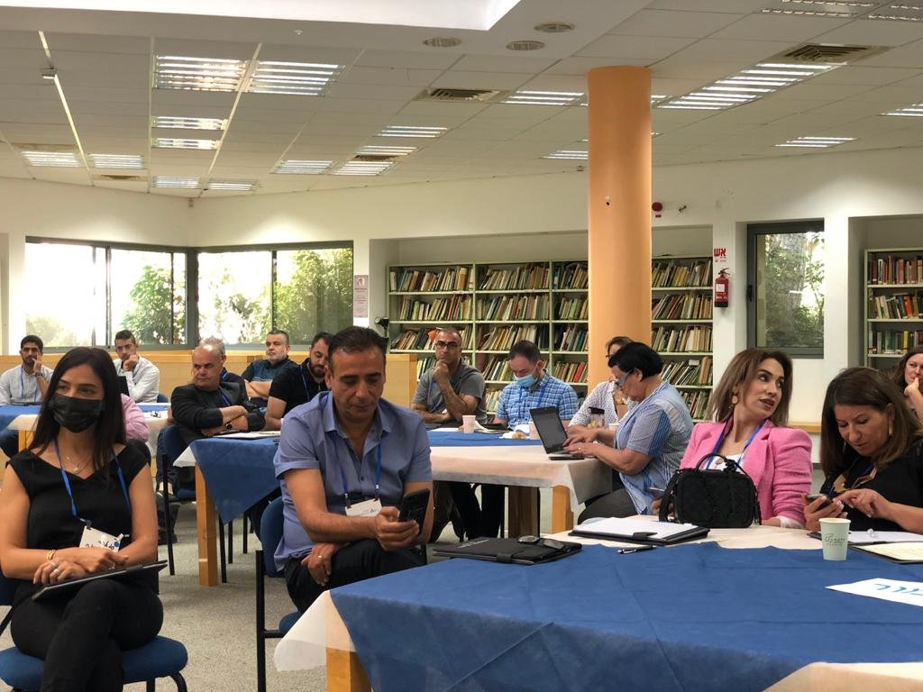 بيئة العمل متعددة الثقافات .. يوم دراسي في جفعات حبيبه لبحث التحديات والأدوات-13