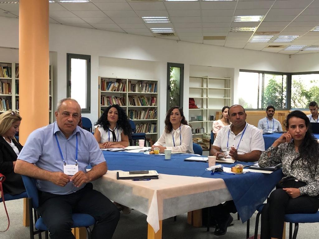 بيئة العمل متعددة الثقافات .. يوم دراسي في جفعات حبيبه لبحث التحديات والأدوات-14
