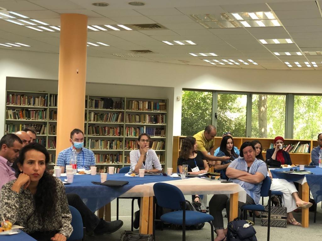 بيئة العمل متعددة الثقافات .. يوم دراسي في جفعات حبيبه لبحث التحديات والأدوات-15