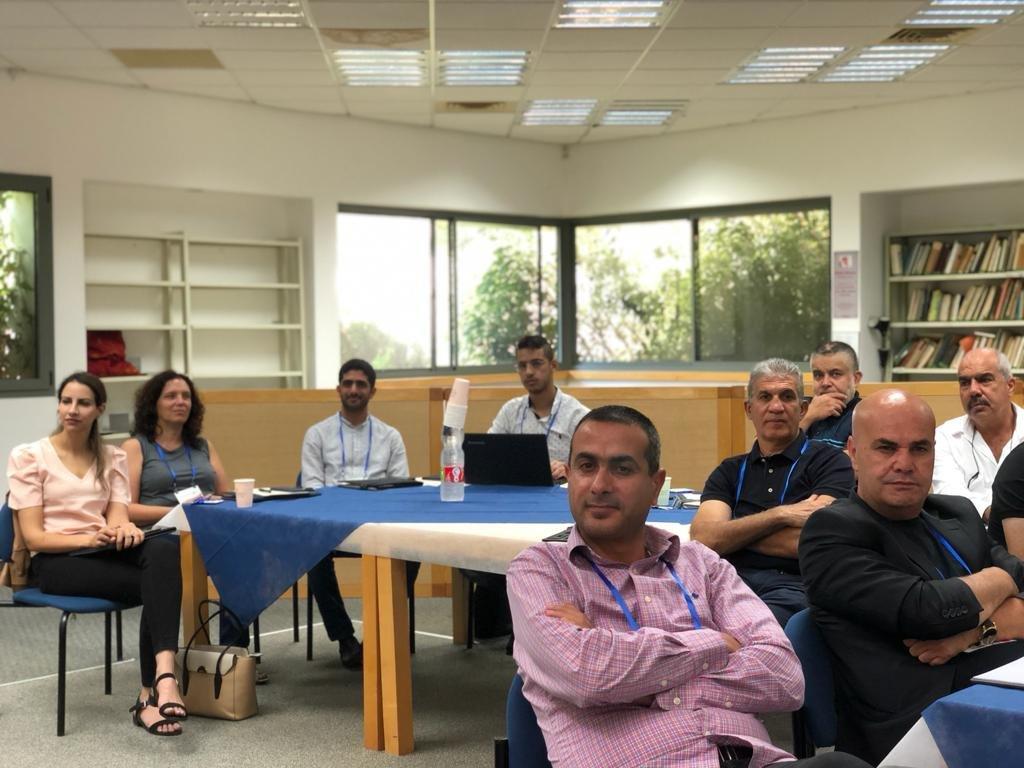 بيئة العمل متعددة الثقافات .. يوم دراسي في جفعات حبيبه لبحث التحديات والأدوات-17