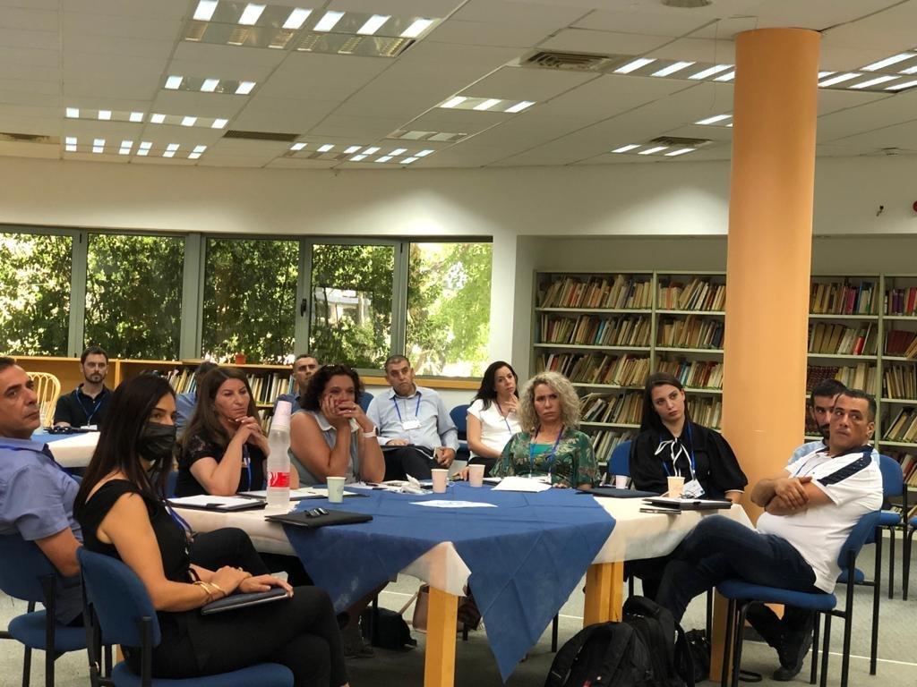 بيئة العمل متعددة الثقافات .. يوم دراسي في جفعات حبيبه لبحث التحديات والأدوات-18