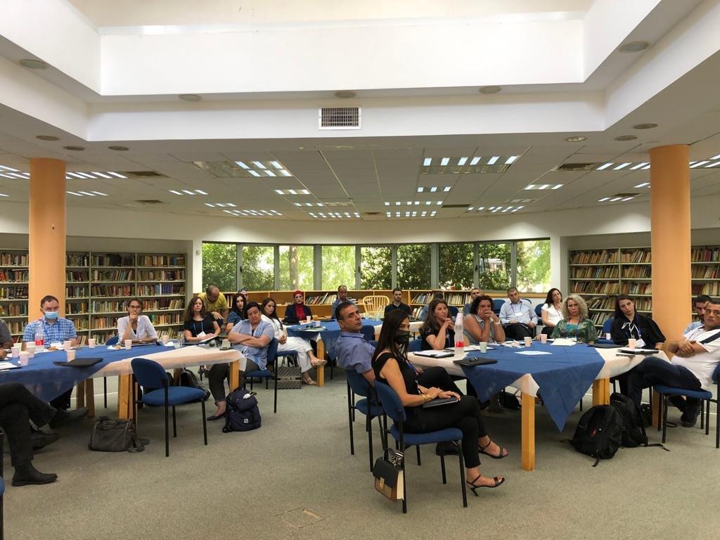 بيئة العمل متعددة الثقافات .. يوم دراسي في جفعات حبيبه لبحث التحديات والأدوات-19