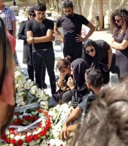 خسارتها، خسارة لكل الحراك النسوي اللبناني .. وداع مهيب لـنادين جوني