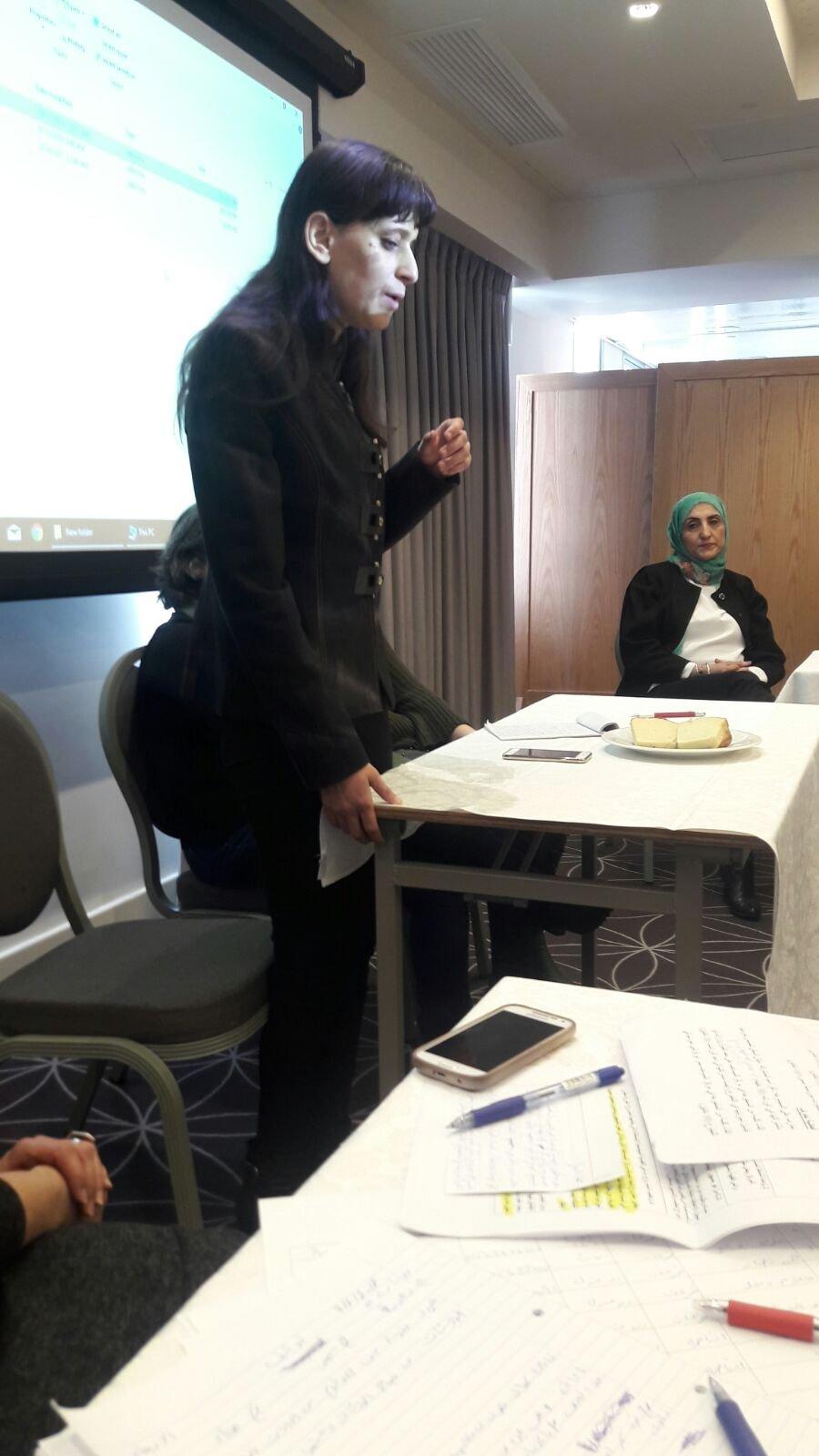 صندوق مسيرة يمول مبادرة هامة بخدمات مركز المساعدة في جمعية نساء ضد العنف.-3