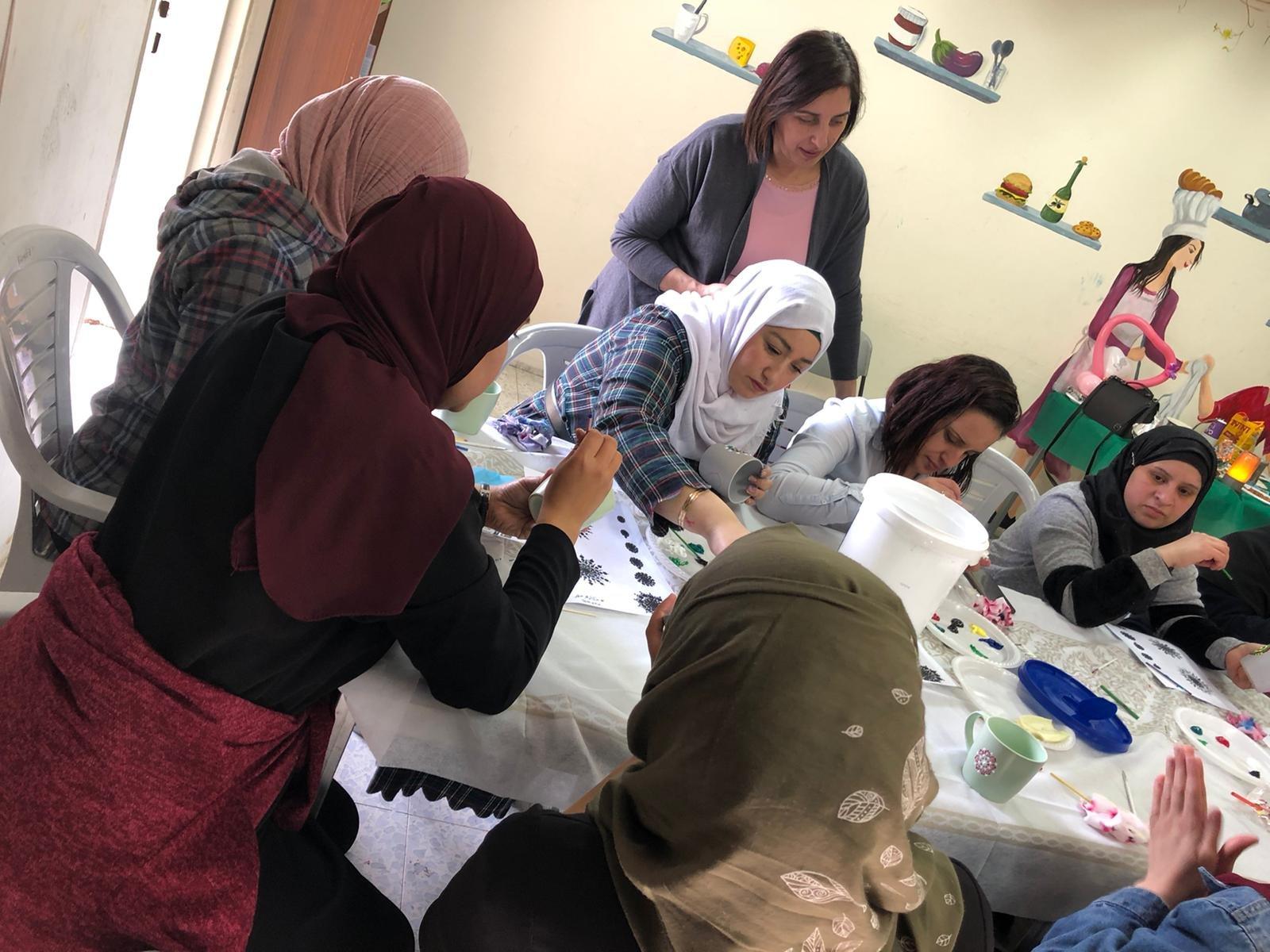 الناصرة: يوم المرأة العالمي بحلّةٍ إيجابية وجديدة في المدرسة الجماهيرية بير الامير