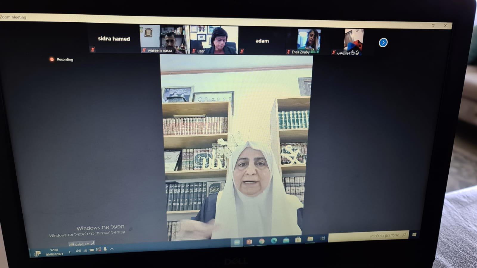 إحياء ذكرى الإسراء والمعراج في المدرسة الجماهيرية بئر الأمير -الناصرة-15