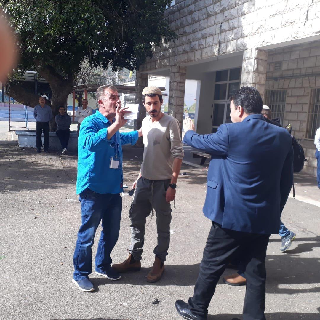 سخنين: طرد ممثلو الليكود من صناديق الاقتراع