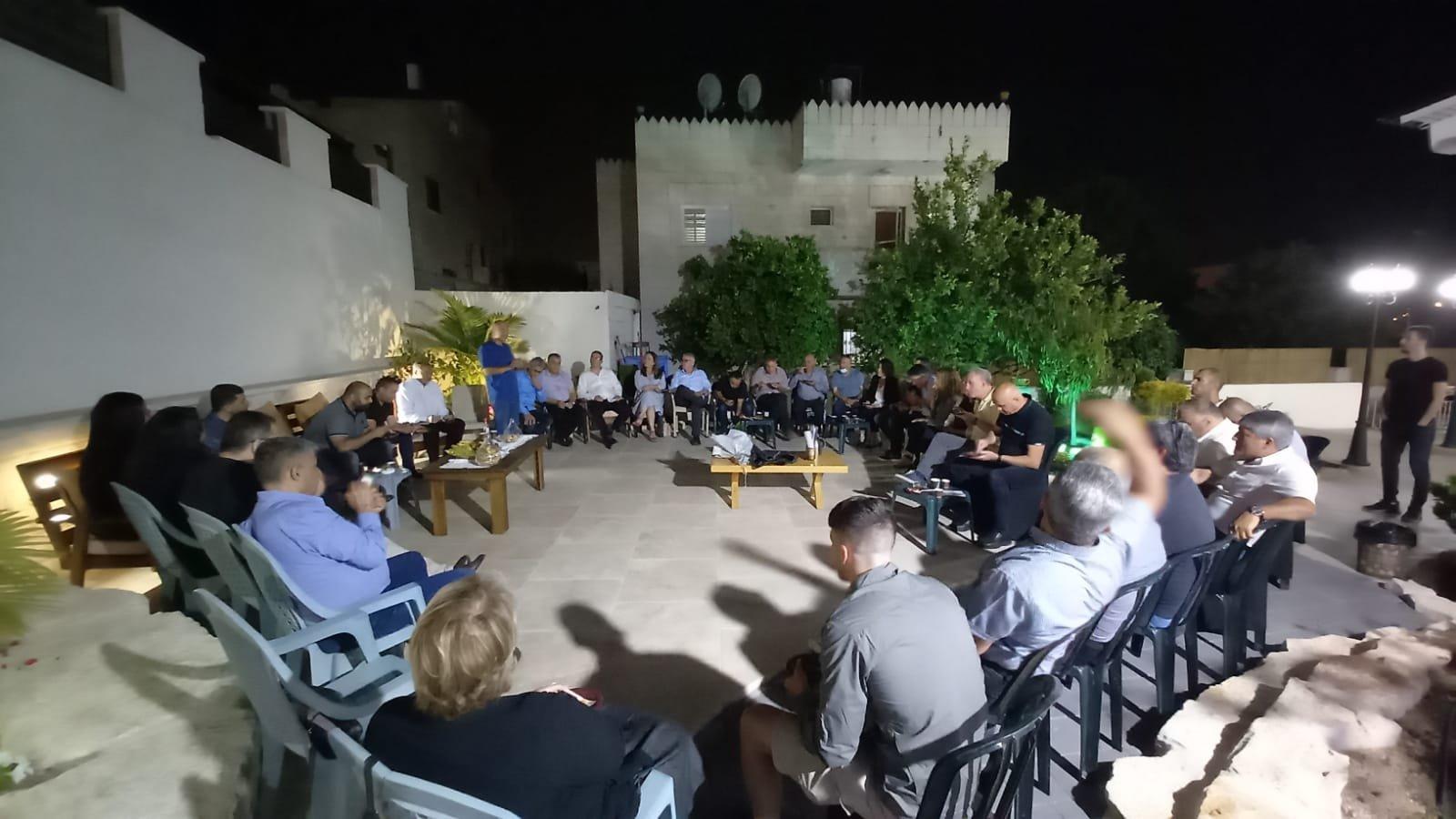 إفطار جماعي لمنتدى المدراء العرب بشركة المراكز الجماهيرية-2