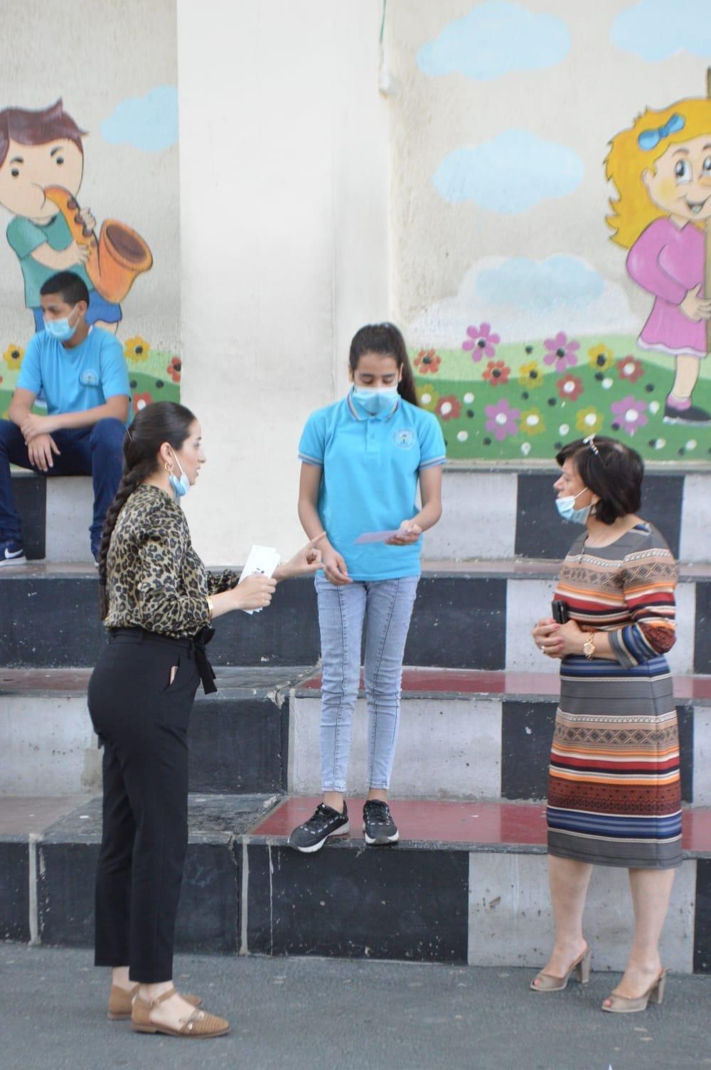 جسرُ الشراكة بين الكلية العربية- حيفا والمدرسة الجماهيرية بير الأمير- الناصرة