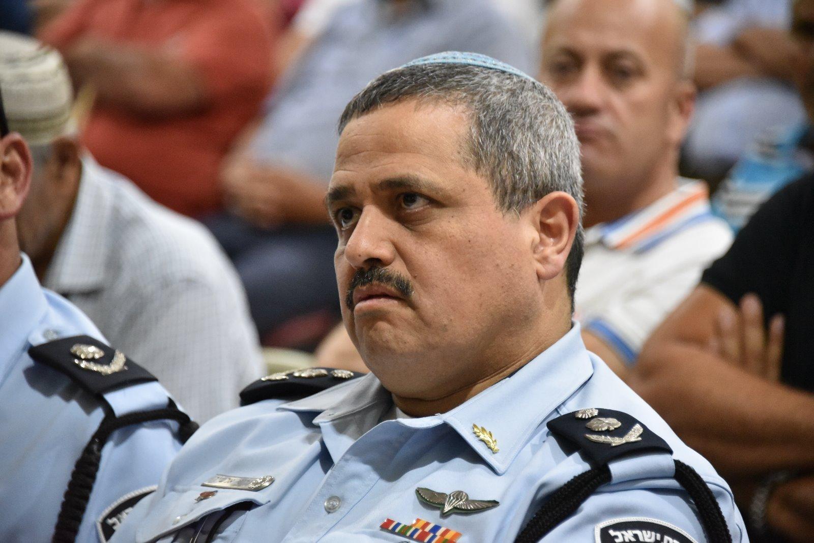 المفتش العام للشرطة روني الشيخ يزور الشبلي أم الغنم .. مناهضة العنف على رأس المواضيع