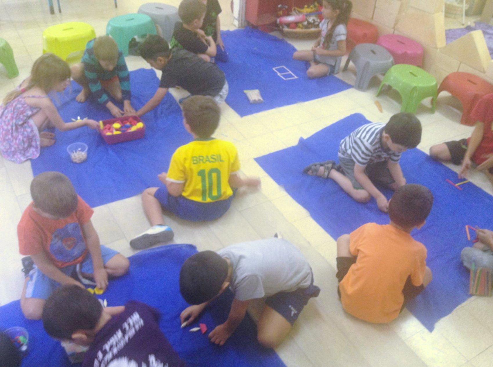 آلاف الأطفال يستمتعون في المخيمات الصيفية بالجلبوع