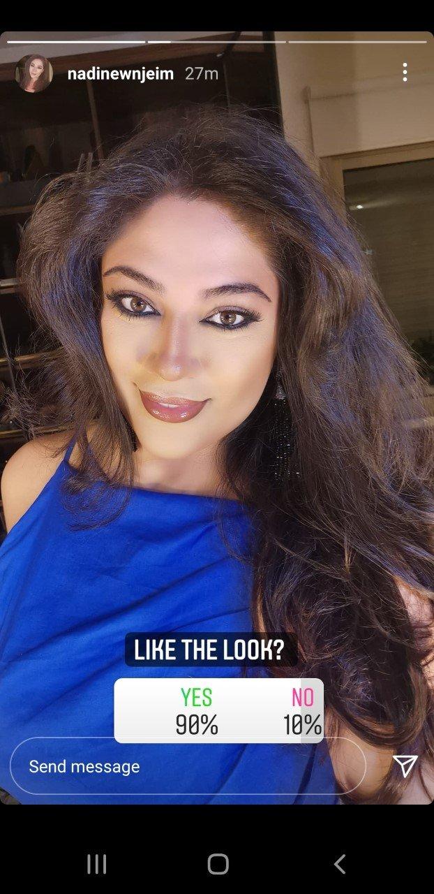 ملكة جمال لبنان 2007 ساحرة بالأزرق الملوكي.. تعرفوا إلى زوجها-0