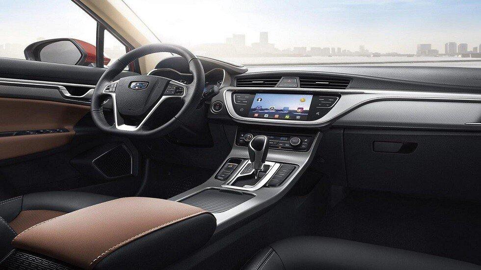 شركة  Geely Motors الصينية تكشف عن كروس جديدة بسعر 20 ألف دولار