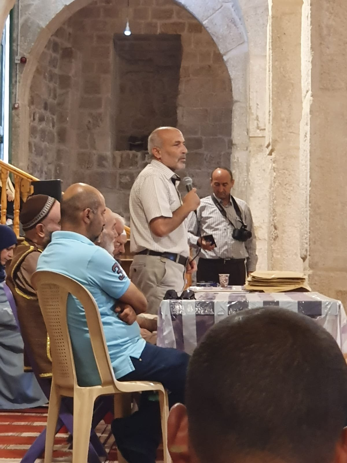 إجازة التجويد لمركز ابن كثير في الناصرة من أوقاف المسجد الأقصى المبارك