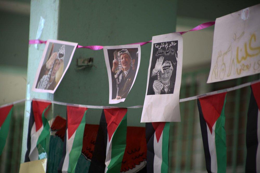 إحياء الذكرى الـ13 لاستشهاد ياسر عرفات بفعاليات ومسيرات في الضفة-17