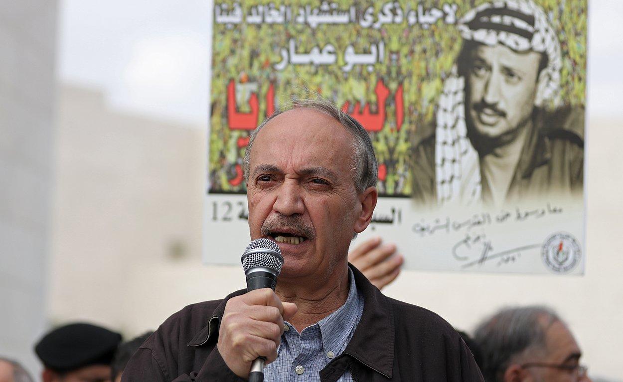 إحياء الذكرى الـ13 لاستشهاد ياسر عرفات بفعاليات ومسيرات في الضفة-19