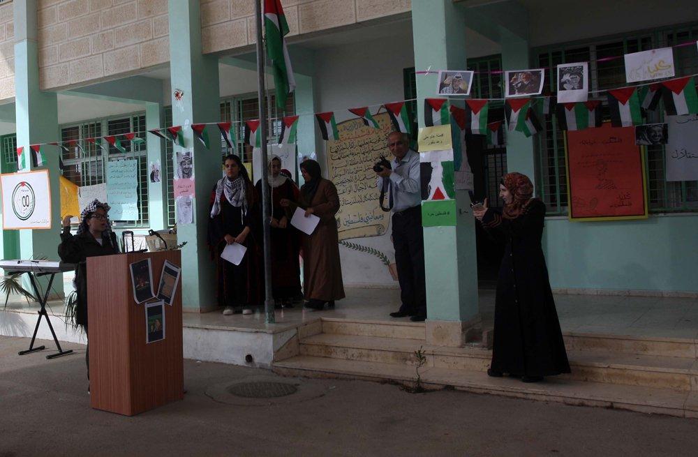 إحياء الذكرى الـ13 لاستشهاد ياسر عرفات بفعاليات ومسيرات في الضفة-20
