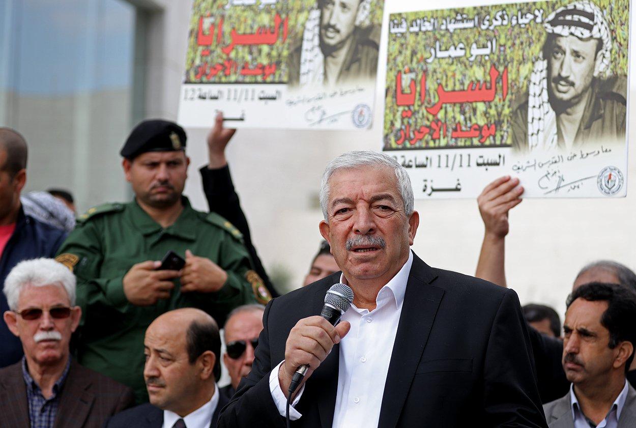 إحياء الذكرى الـ13 لاستشهاد ياسر عرفات بفعاليات ومسيرات في الضفة-21