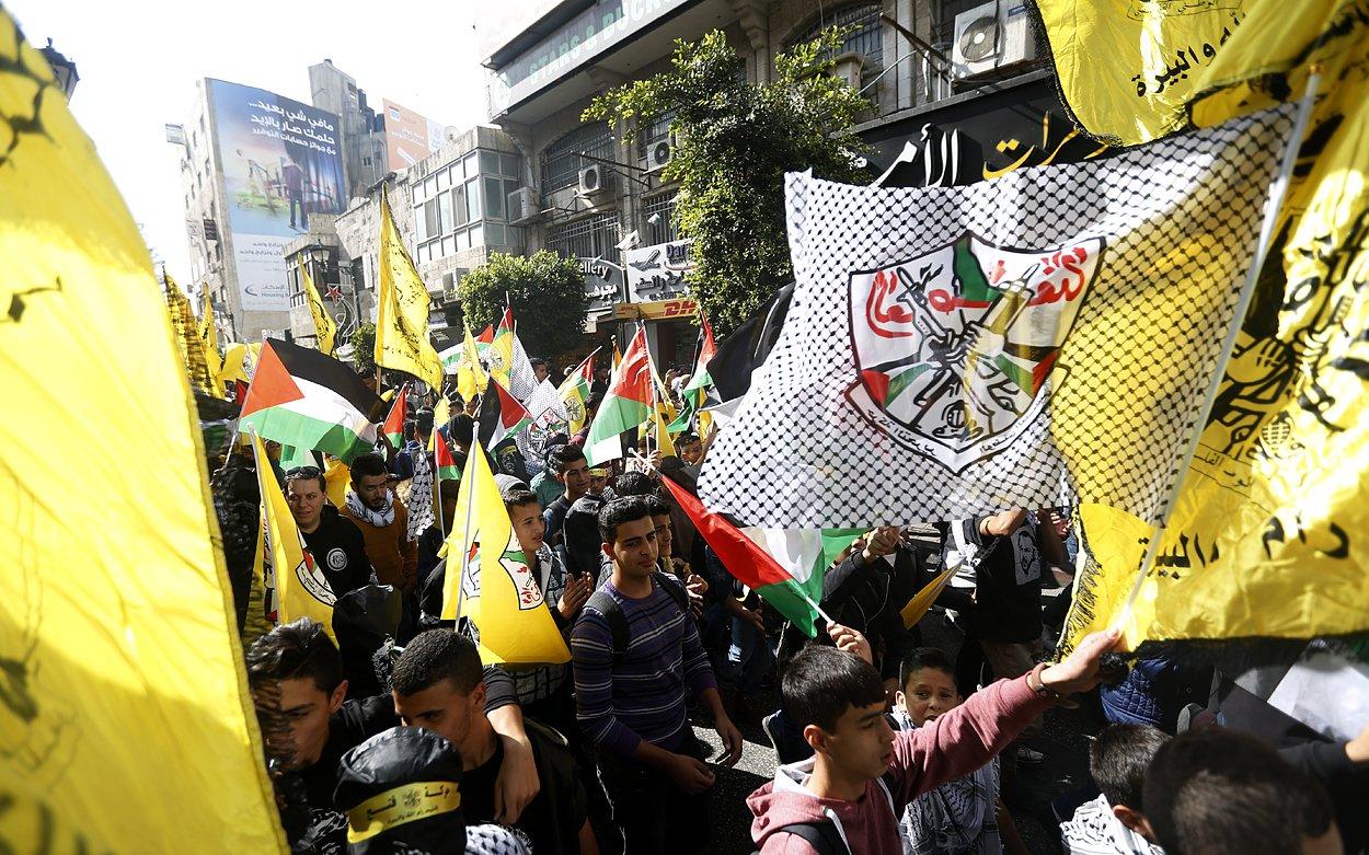 إحياء الذكرى الـ13 لاستشهاد ياسر عرفات بفعاليات ومسيرات في الضفة-22