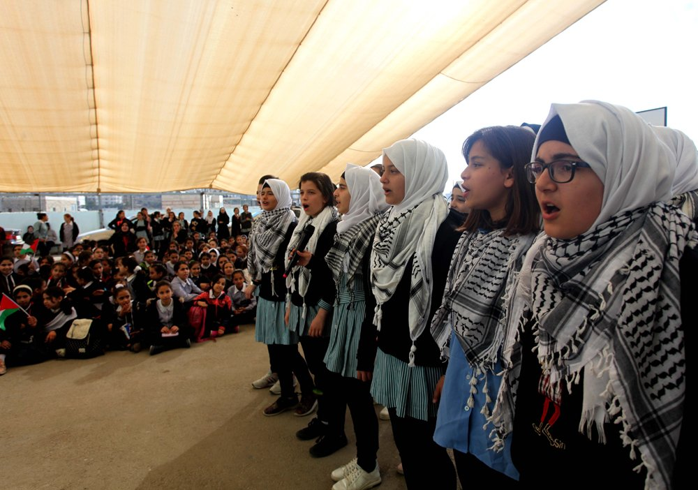 إحياء الذكرى الـ13 لاستشهاد ياسر عرفات بفعاليات ومسيرات في الضفة-24