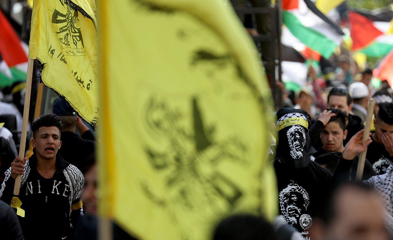 إحياء الذكرى الـ13 لاستشهاد ياسر عرفات بفعاليات ومسيرات في الضفة-26