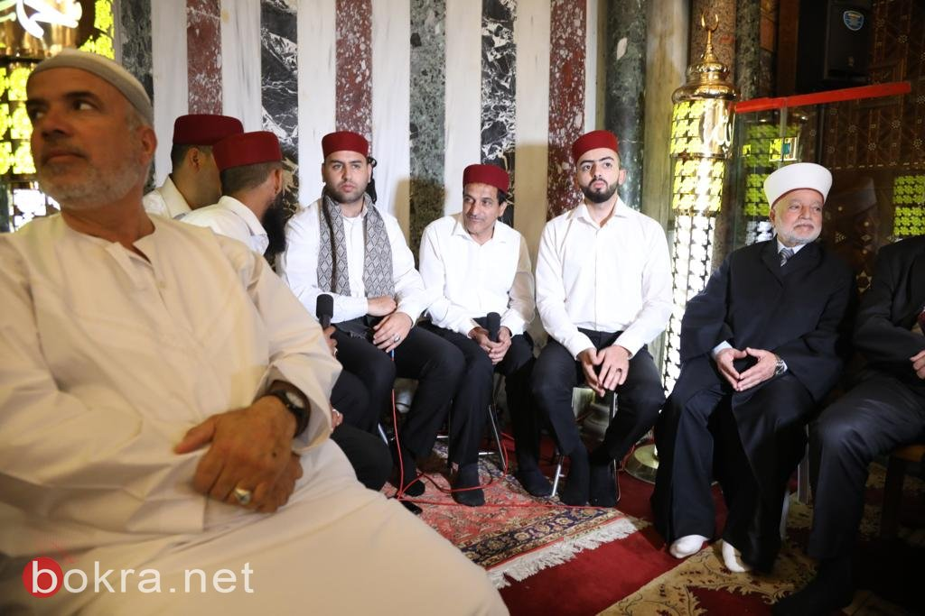 القدس:  احتفال بالأقصى في ذكرى المولد النبوي الشريف