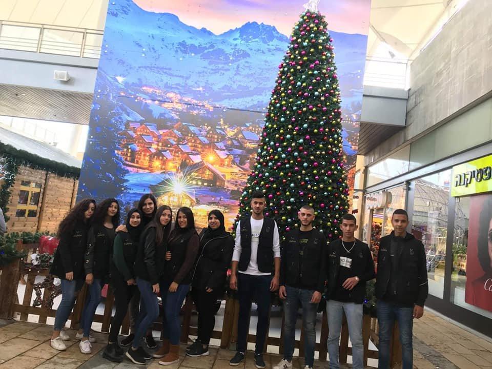 انماء في عمل تطوعي كبير في اليوم العالمي للتطوع وبمناسبة عيد الميلاد المجيد