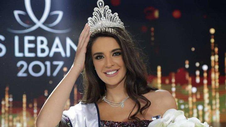 هذا ما فعلته ملكة جمال لبنان!