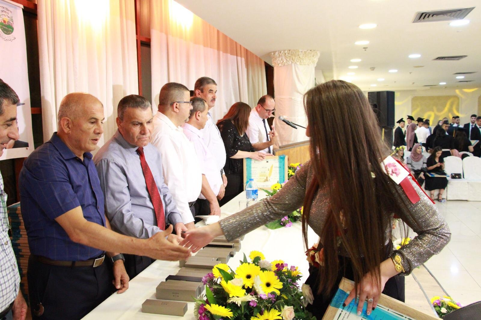 مدرسة أورط بستان المرج تخرّج الفوج السادس من طلابها.