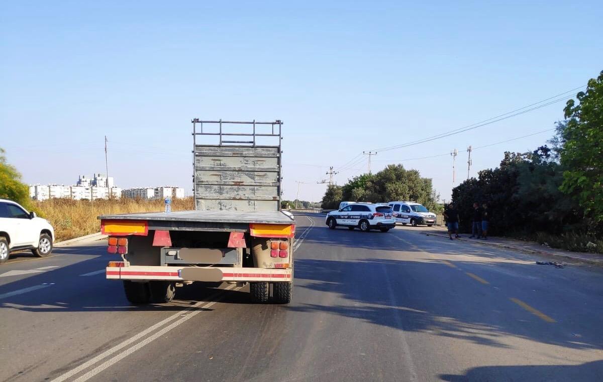 اصابات متفاوتة في حادث طرق بالقرب من مفرق ملآخي