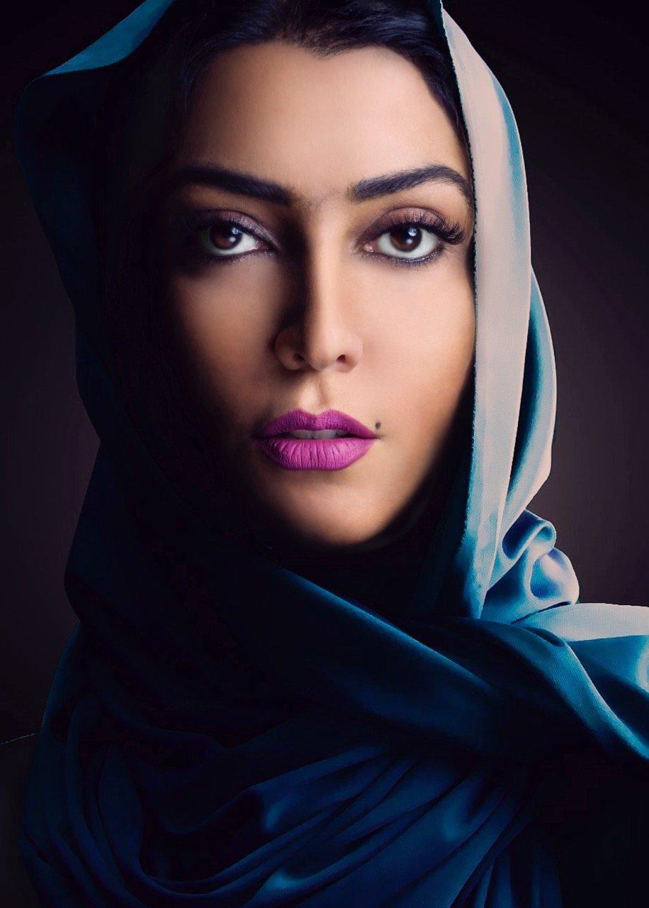 الفنانة سمر الشامسي بطلة فيلم سينمائي عالمي