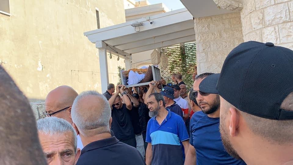 الطيبة: تشييع القتيل عبد السلام جابر لمثواه الأخير