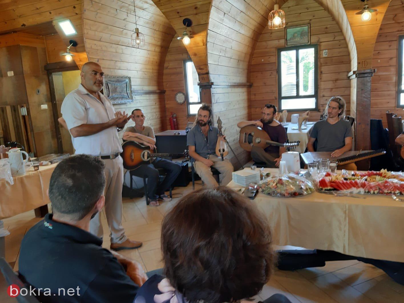 الطبيعة والموسيقى كملتقى للحوار-4