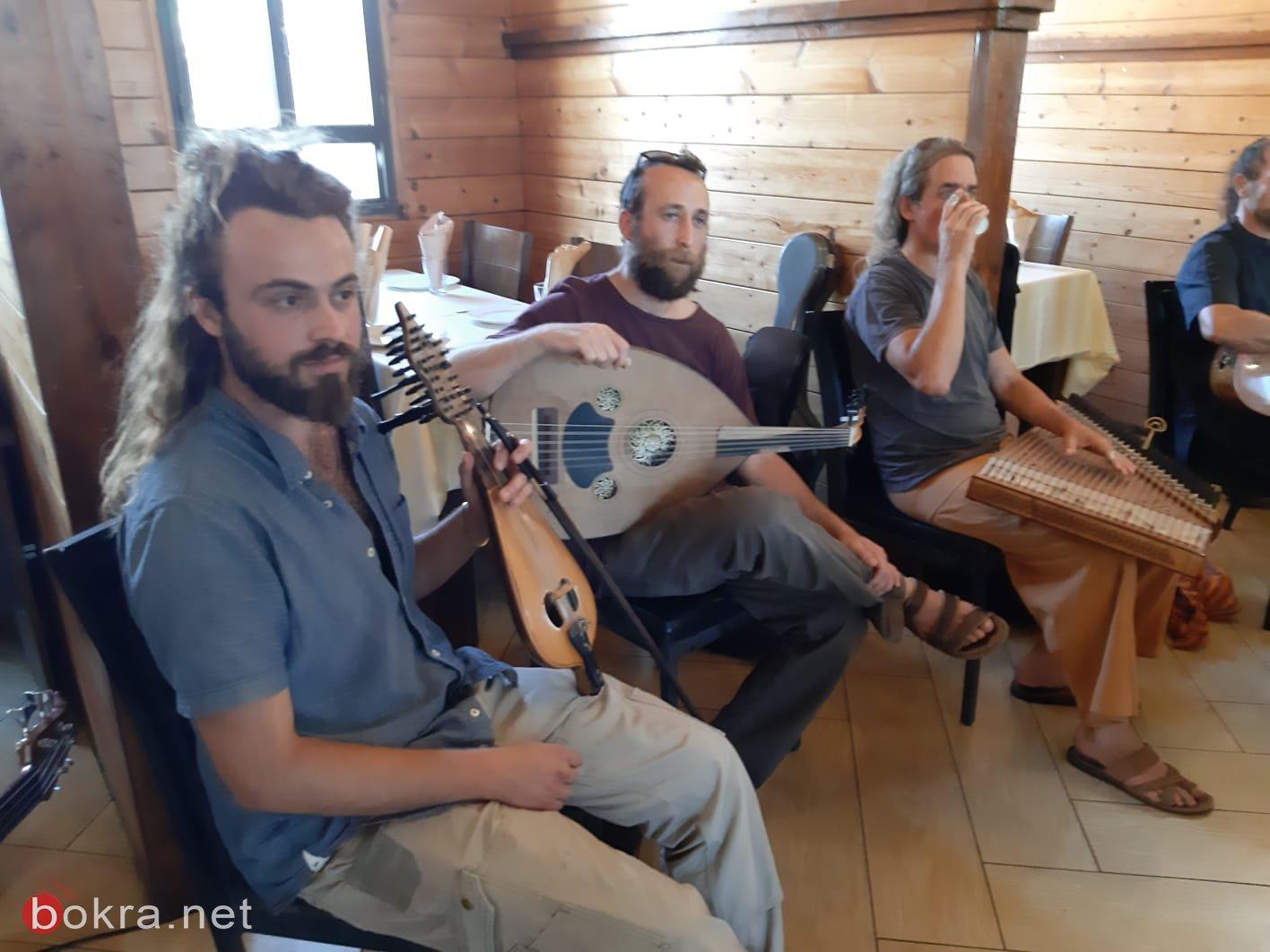 الطبيعة والموسيقى كملتقى للحوار-6