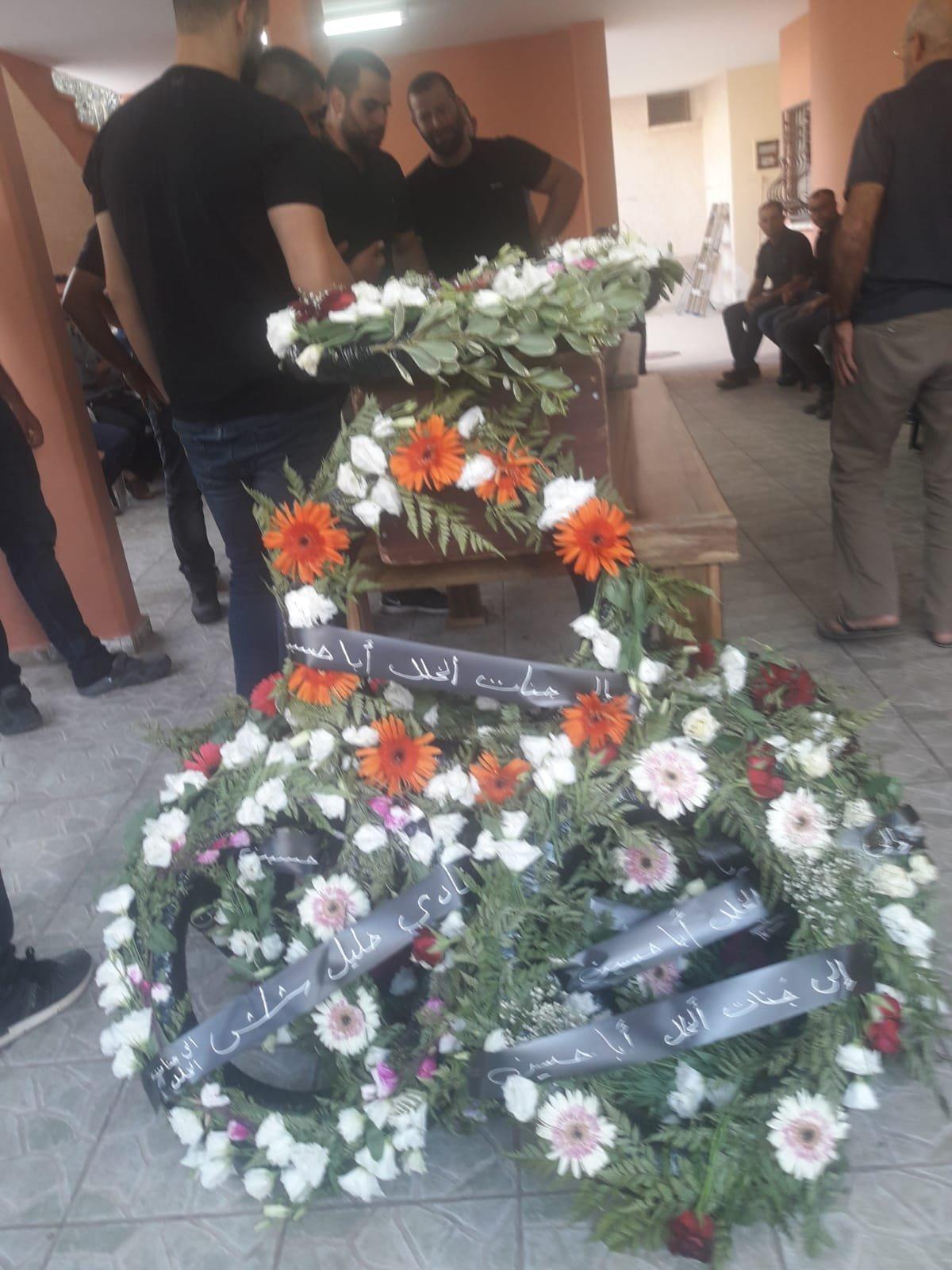 بأجواء حزينة .. عرابة تشيّع جثمان ابنها بلال دراوشة، ضحية حادث الطرق بهنغاريا