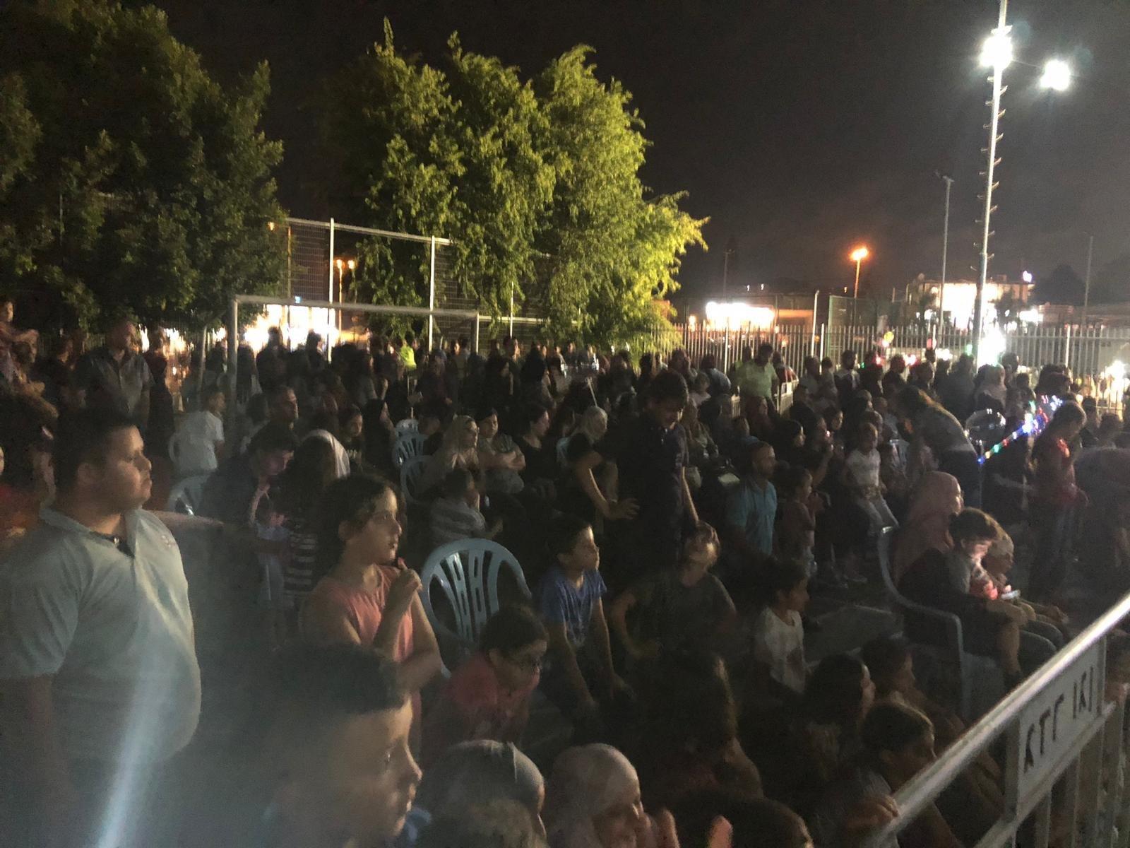 عرعرة - عارة تحتفي باستقبال عيد الأضحى ومشاركة واسعة في مسيرة العيد