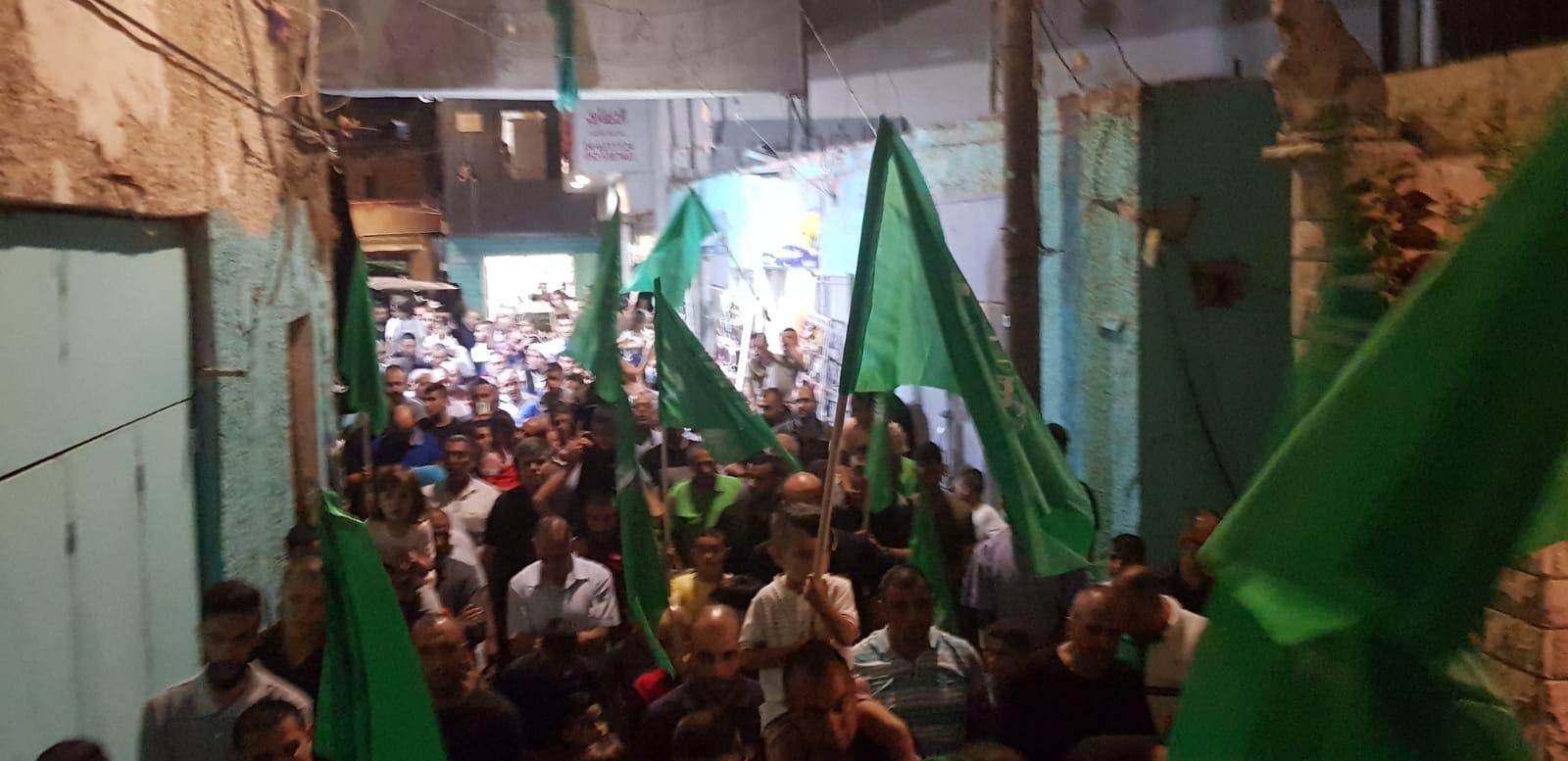 ام الفحم: مشاركة واسعة في مسيرة العيد