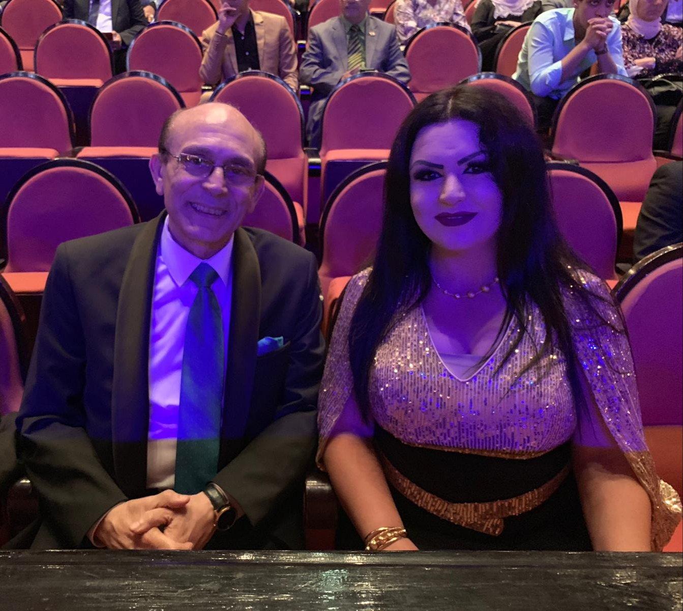تكريم الإعلامية وفاء يوسف في دار الأوبرا المصرية في حفل مهيب وبحضور نخبة من ألمع نجوم الوطن العربي
