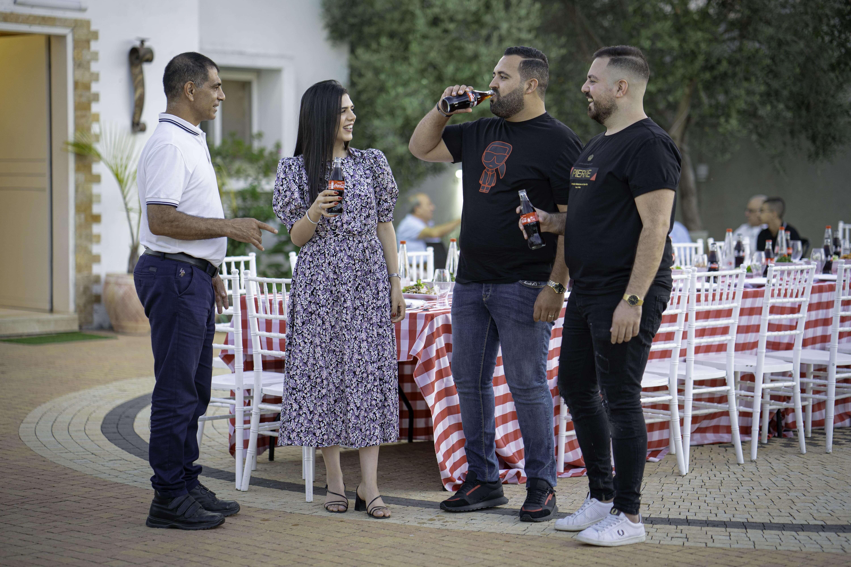 نجاح كبير لفعالية كوكا-كولا الصيفية وتفاعل كبير معها-9
