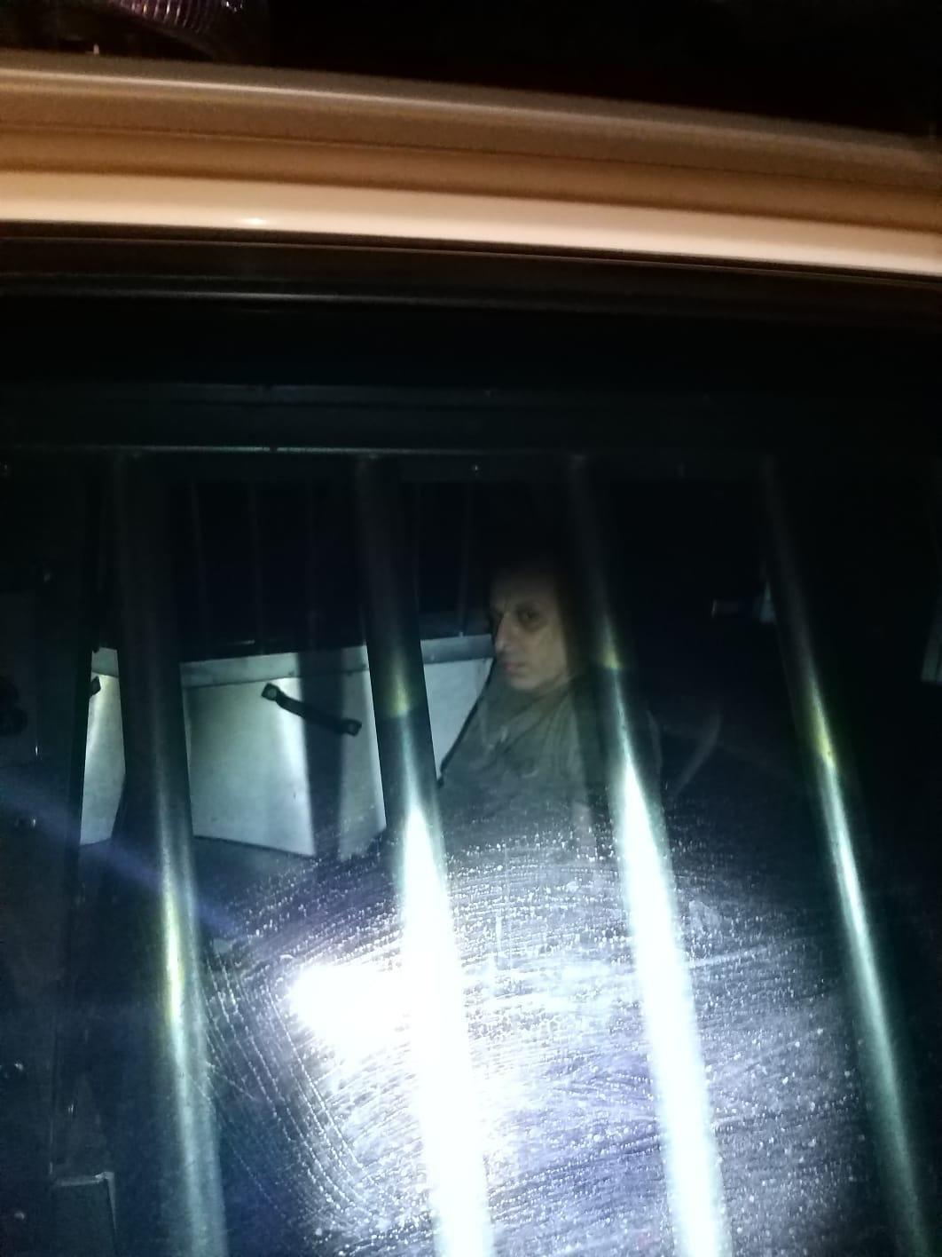 (فيديو) الناصرة: اعتقال إثنين من الأسرى بعد التبليغ عنهم من متطوع عربيّ في الشرطة!-2