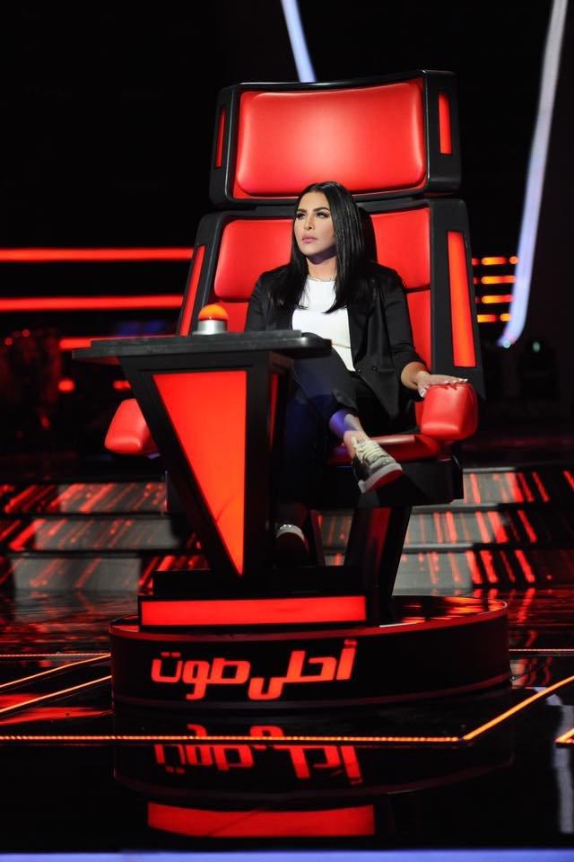 التعليق الأول لـ أحلام بعد خروجها من The Voiceواستبدالها بالفنانة نوال الكويتية