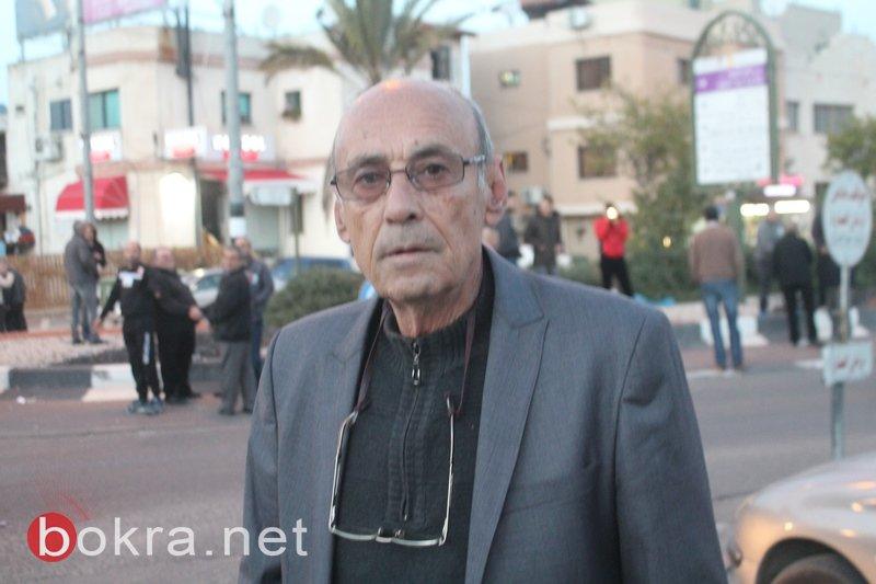 سخنين: تصريحات ترامب وحدت الشعب العربي الفلسطيني-2