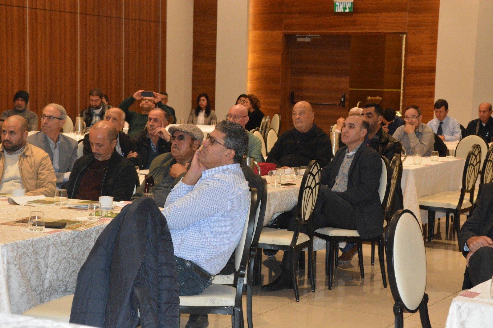 حضور بارز في مؤتمر الأرض والمسكن الـ 19 في الناصرة