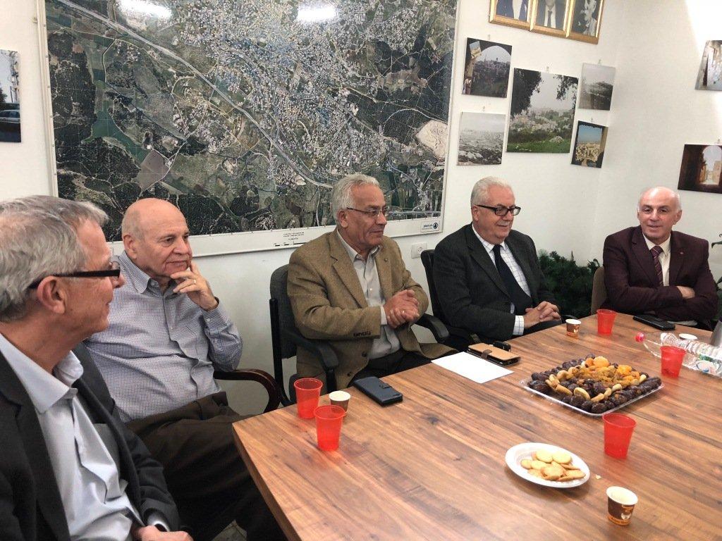 بدعم ورعاية بلدية شفاعمرو ومنتدى الصحة:افتتاح اول فرع لجمعية إيال للسكري في الشمال-0