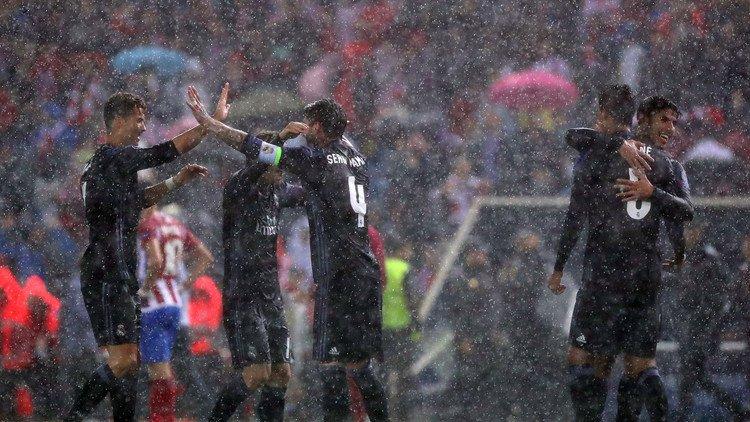 الريال يمضي إلى نهائي أبطال أوروبا رغم الخسارة أمام أتلتيكو