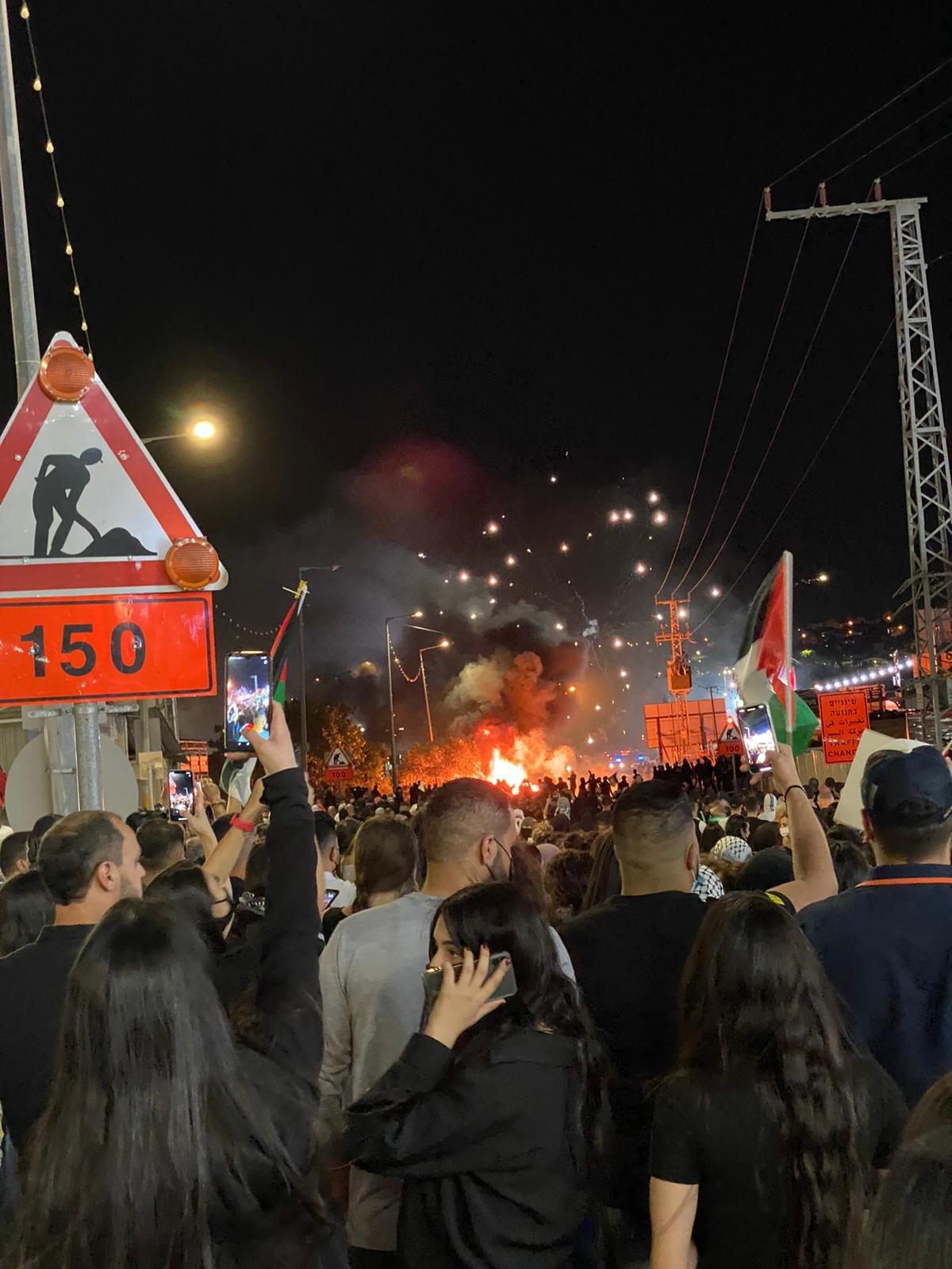 تابعوا الأخبار من مختلف البلدات: مظاهرات حاشدة، اليكم الملخص والصور-4